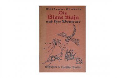 """Textkritische Edition der Erstausgabe """"Biene Maja und ihre Abenteuer"""""""